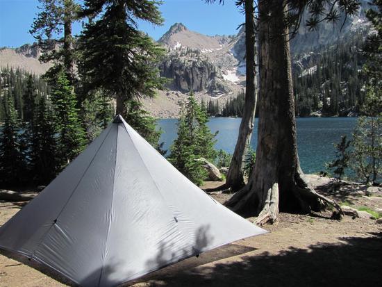 Cramer Lakes Campsite