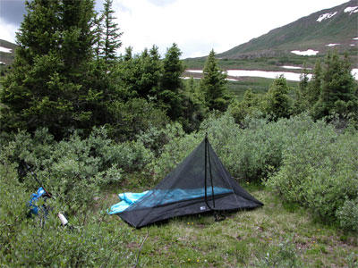 net tent ultralight