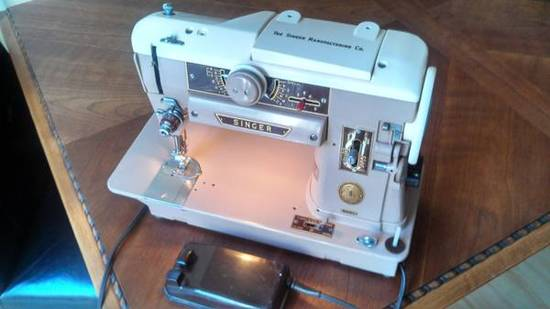webbing sewing machine