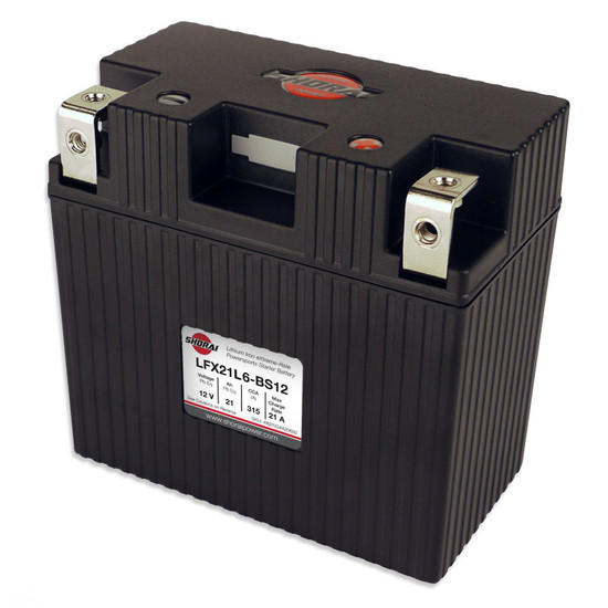 Shorai battery