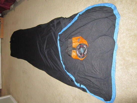 SeaToSummit sleeping bag liner