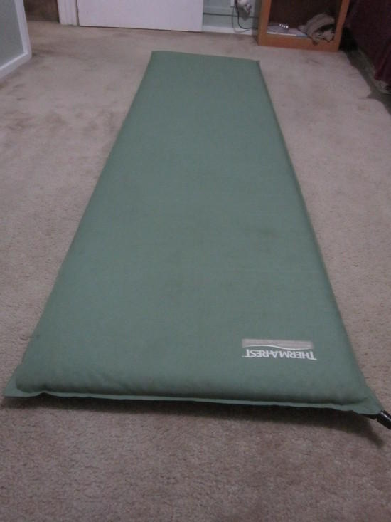 thermarest pad