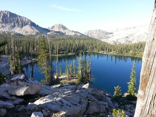 Heart Lake Flytrip Basin
