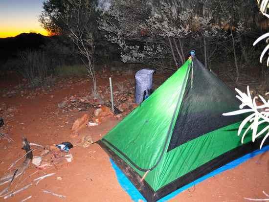 2nd night camp