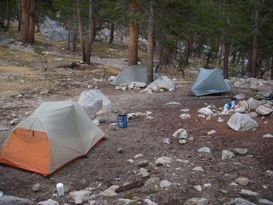 Camp at Charlotte