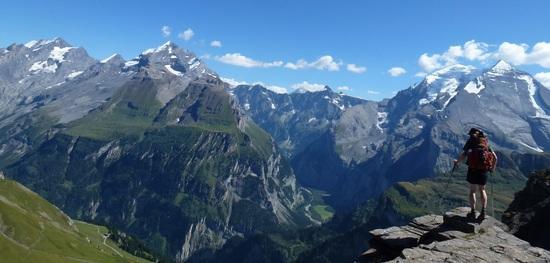 """view towards """"Kandertal"""""""
