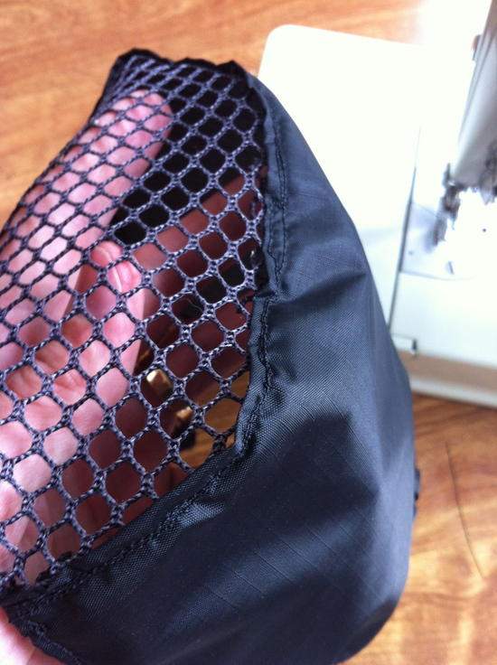 pocket mesh