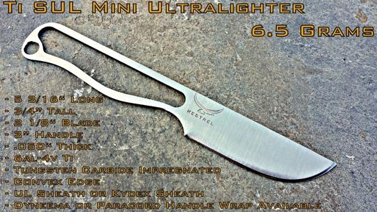 Mini Ultralighter