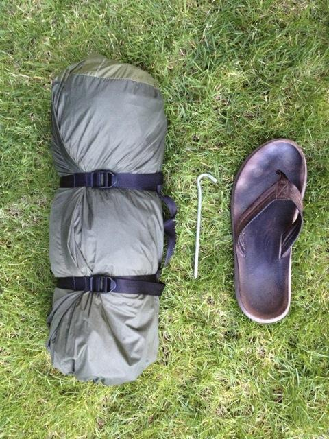 REI QD T2 - packed up