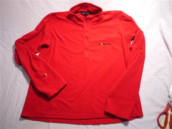 Moonstone 1/4 zip fleece 15.00