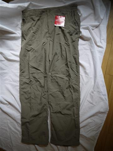"Craghopper Pants 34"" NWT 20.00"