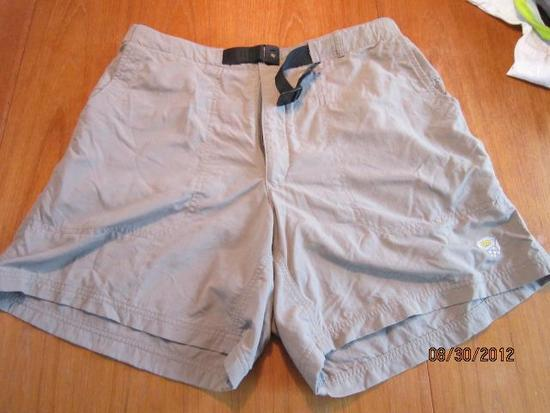 MH Canyon Shorts, medium. 15.00