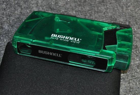 Bushnell 7x18 Wide View binoculars