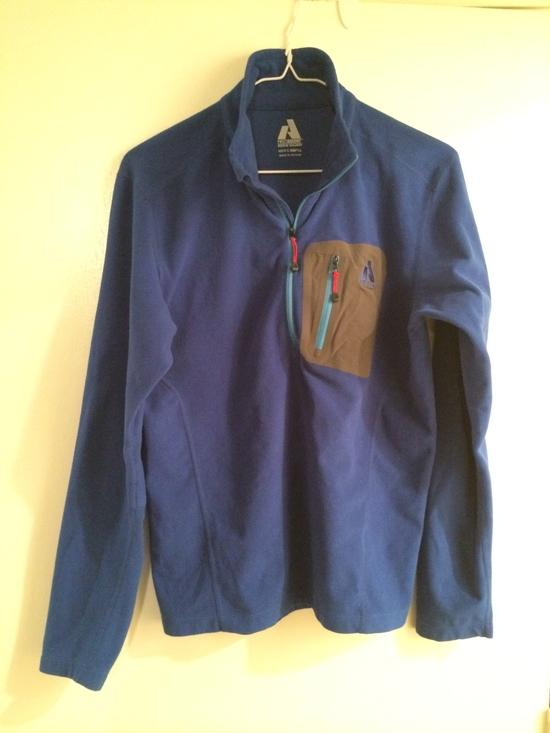 EB FIrst Ascent 1/4 Zip Pro pullover