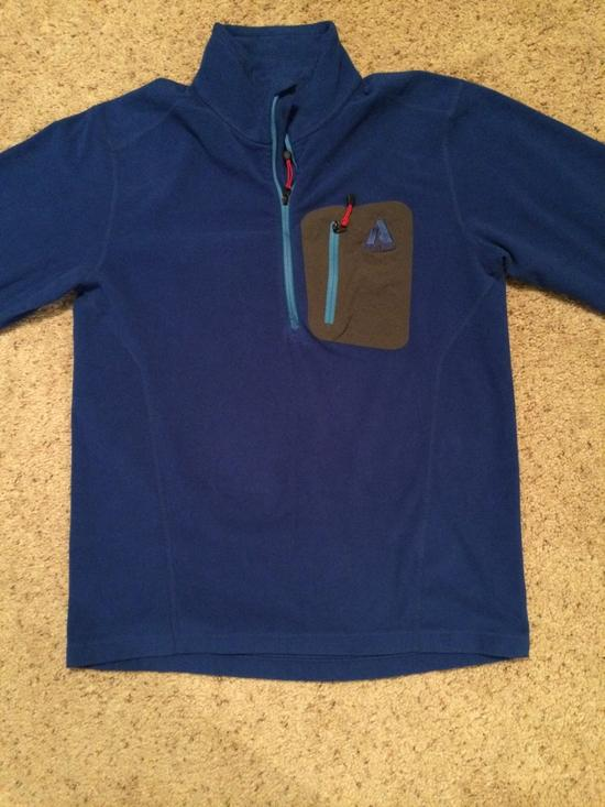 Eddie Bauer FIrst Ascent 1/4 Zip Pro pullover