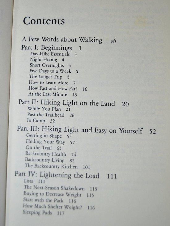 """Hiking Light"" by Marlyn Doan, Mountainners 1982!"