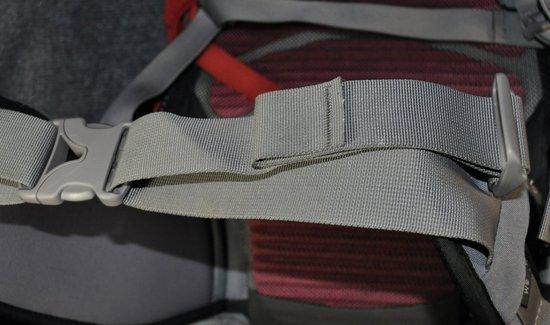 Osprey waist band