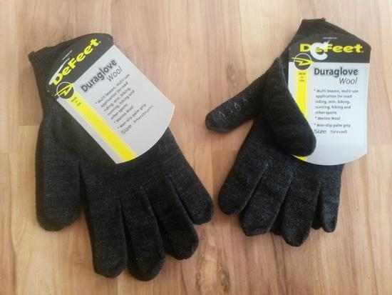 new defeet gloves