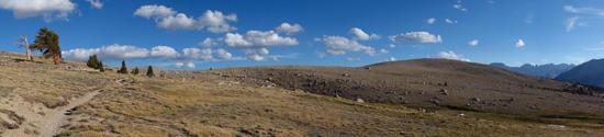 The Bighorn Plateau