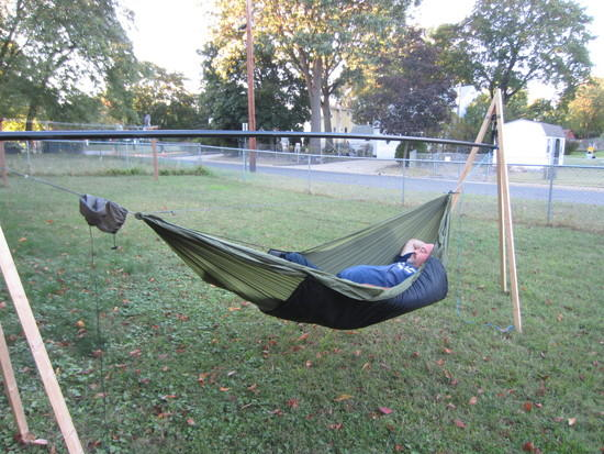 turtle dog hammock stand