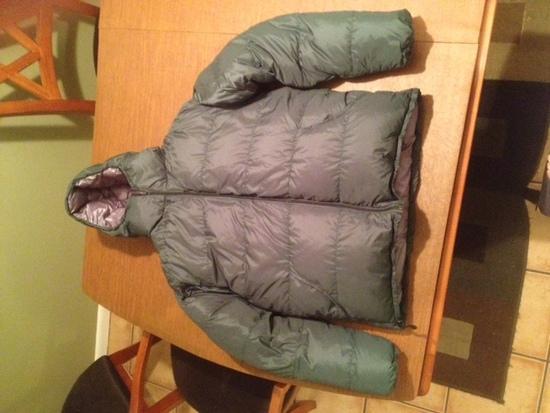 Goosefeet jacket #1