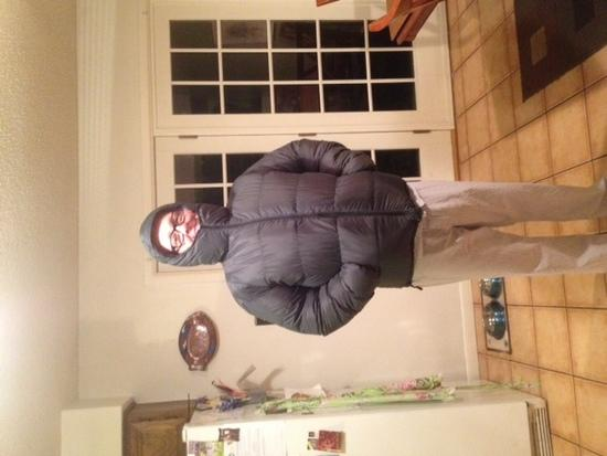 Goosefeet jacket #2
