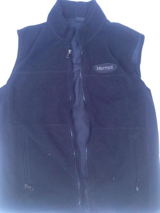 marmot vest size L