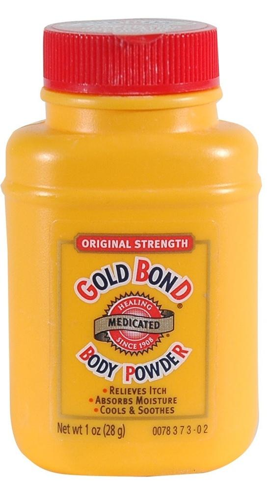 Gold Bond travel size