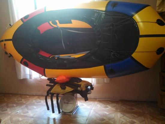 packraft  kit