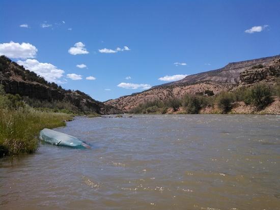canoe carcass