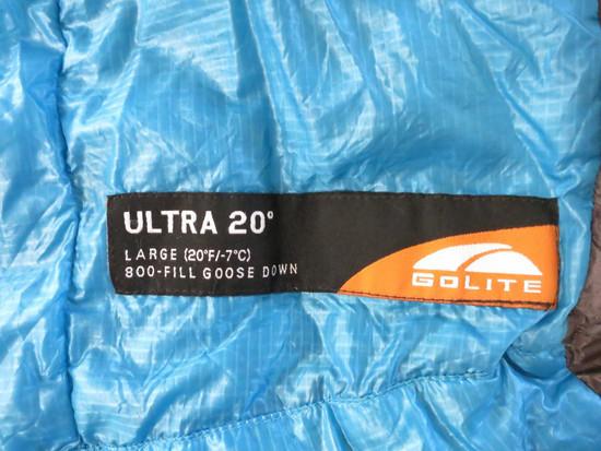 FS: Golite Ultra 20 Quilt Long/Wide 21oz! 800 down 10.6oz fill ... : golite down quilt - Adamdwight.com