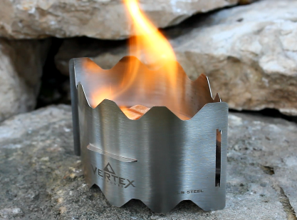 Vertex Ultralight stove