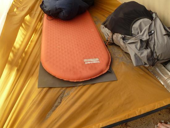 Scott's tent