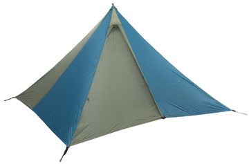 pyramid std set up  sc 1 st  Backpacking Light & Pitching a pyramid tent - Backpacking Light