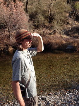 Jacob at Henry Coe