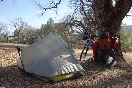 Zpack Shelter 1