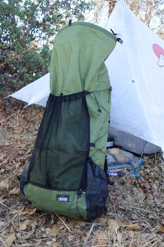 Zpack Backpack 1