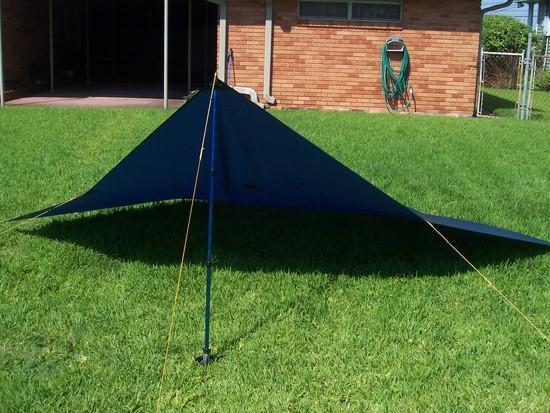 Polymax 42 Flat tarp