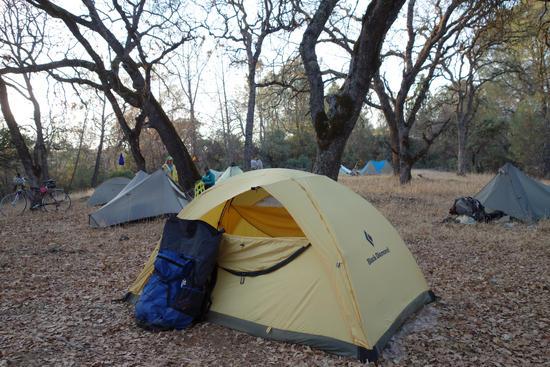 Black Diamond Tent