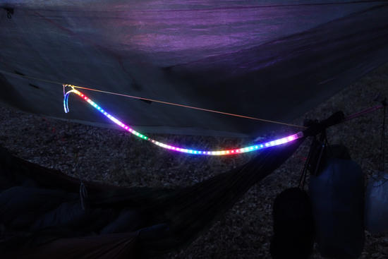 USB LED Scrolling Light