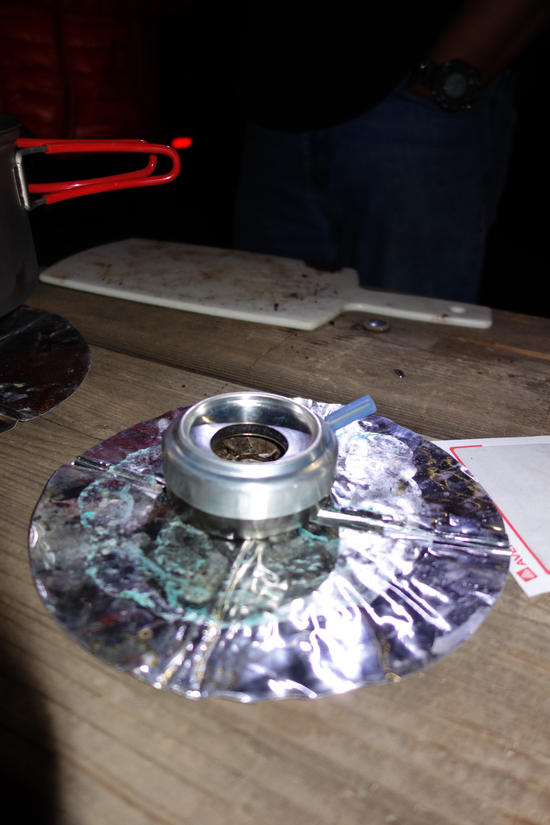Jon's Standard Alcohol Stove with Options Simmer Ring