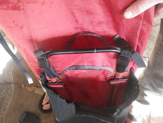 Frame harness