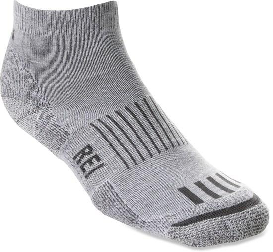 REI CoolMax EcoMade Quarter Socks
