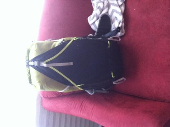 bag cradle