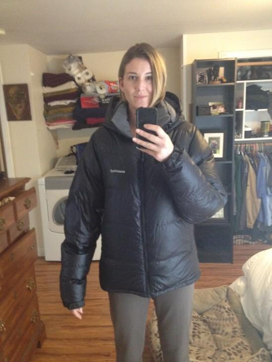 huge discount fe0cf 2787c New: Montbell Frost Smoke Parka & More - Backpacking Light