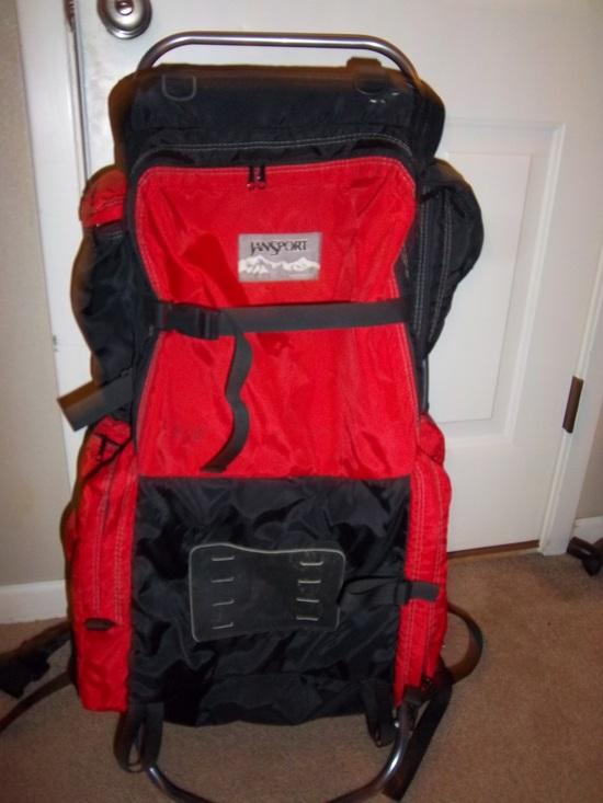 Jansport D3 Bushpack