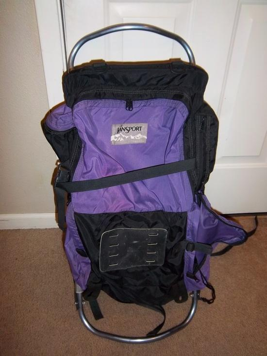 Med Jansport Bushpack