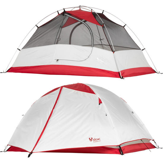 The tent is heavier than most tents but not by that much actually. A Big Agnes Copper Spur UL2 has 29 square feet and the Stoic Templum has 30 square ...  sc 1 st  Backpacking Light & Cheap Tents: Philosophy Review and Raw Emotion - Backpacking Light