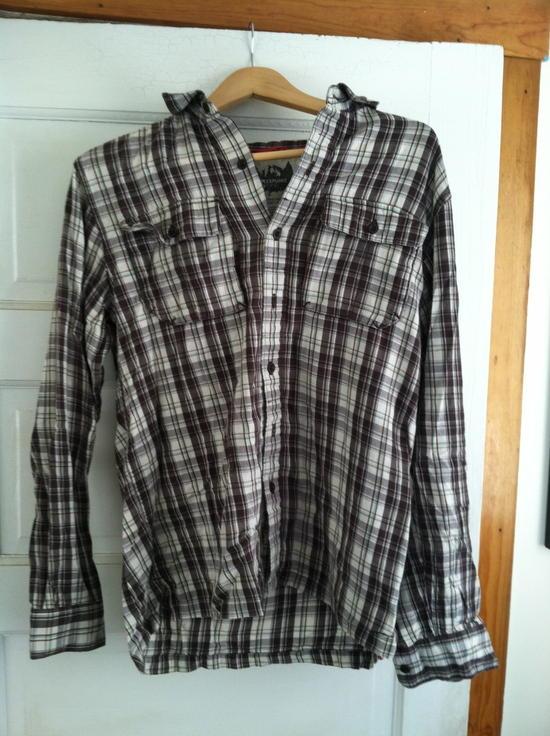 TNF shirt