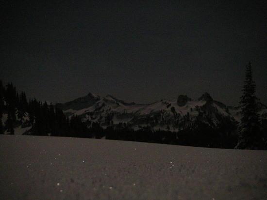 Tatoosh range midnight